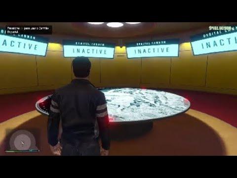 Orbital Strike GTA V