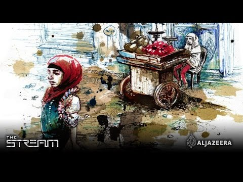 The Stream - Art and activism