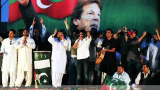 Pakistan Tehreek e Insaf...PUSHTO SONG..(OBAID ULLAH KHAN)