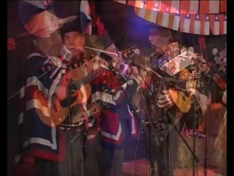 MUSICA TIPICA  DE CHILE