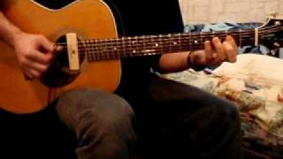 you,re a heartbreaker , guitare fingerstyle