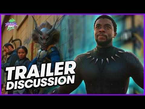 Marvel's Black Panther - Teaser Trailer Discussion