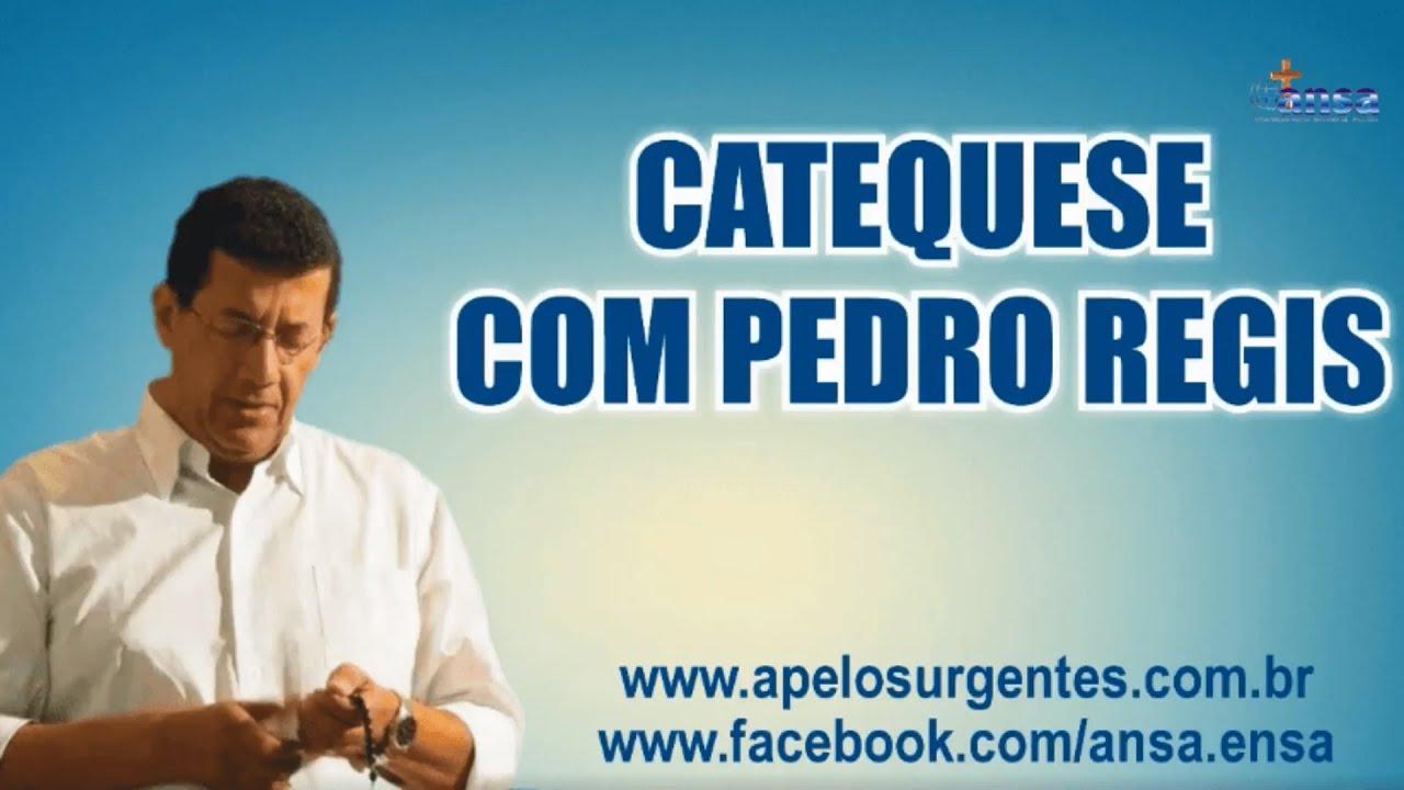 CATEQUESE COM PEDRO REGIS: TEMA: CUIDAR DOS INOCENTES
