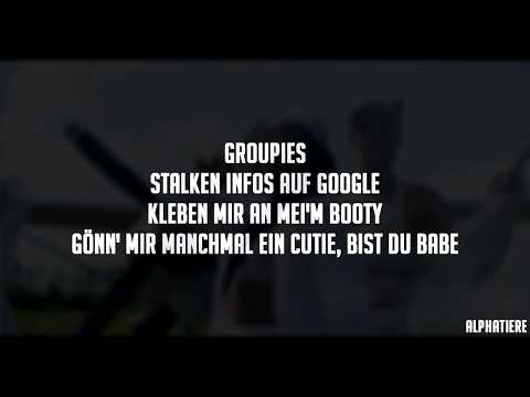 MERT ft. EUNIQUE - GROUPIE LYRICS