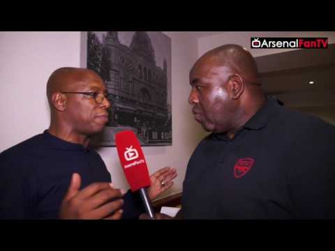 It's Time For Arsenal To Beat Chelsea says Legend Ian Wright