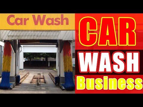 Car Wash Service Business से हर महीने लाखों की कमाई