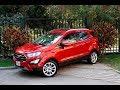 Ford Ecosport 2018 - Prueba de manejo