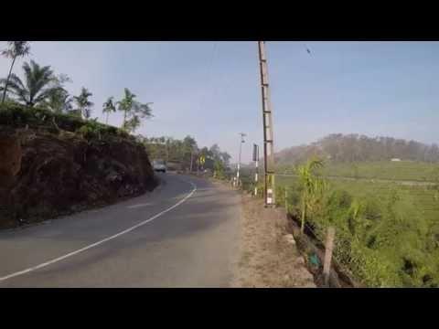 Idukki Road Trip - part 1 ( watch it in HD )