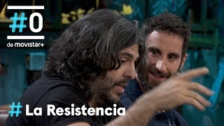 LA RESISTENCIA - Las batallitas de Dani Rovira y JJ Vaquero   #LaResistencia 14.10.2019