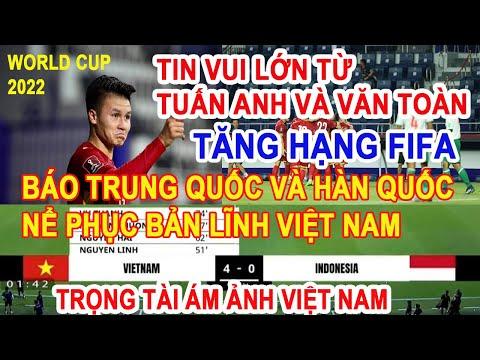 Báo Trung Quốc ,Hàn Quốc, Châu Á Một Lần Nữa Nể Phục Tuyển Việt Nam Ở VL World Cup 2022