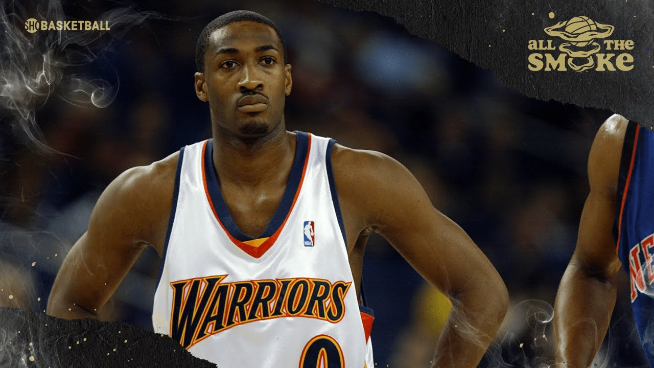 Gilbert Arenas Talks 'Anger' Of 2001 Draft Slide & Rookie Season Experience | ALL THE SMOKE