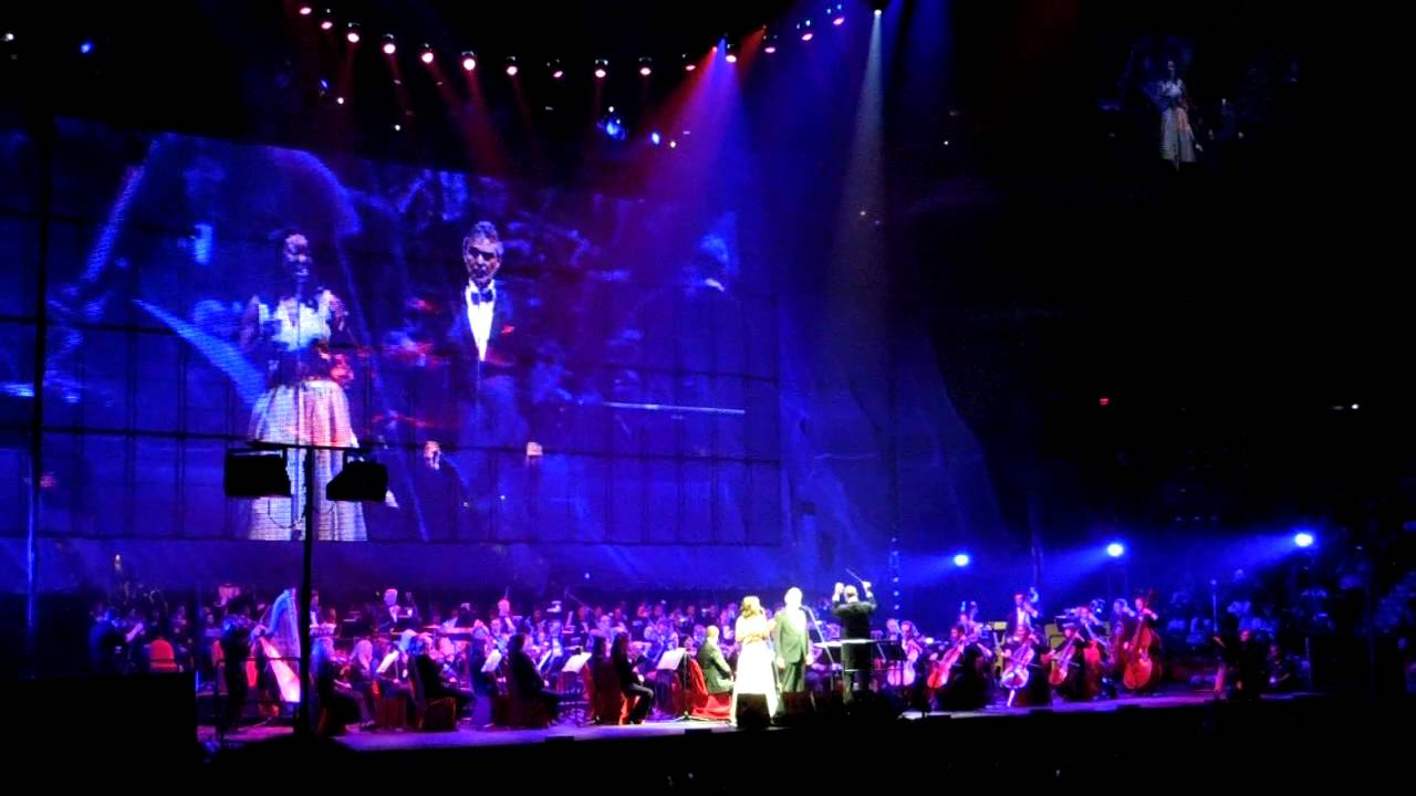 mov andrea bocelli valentines day concert bank atlantic center - Valentines Day Concert