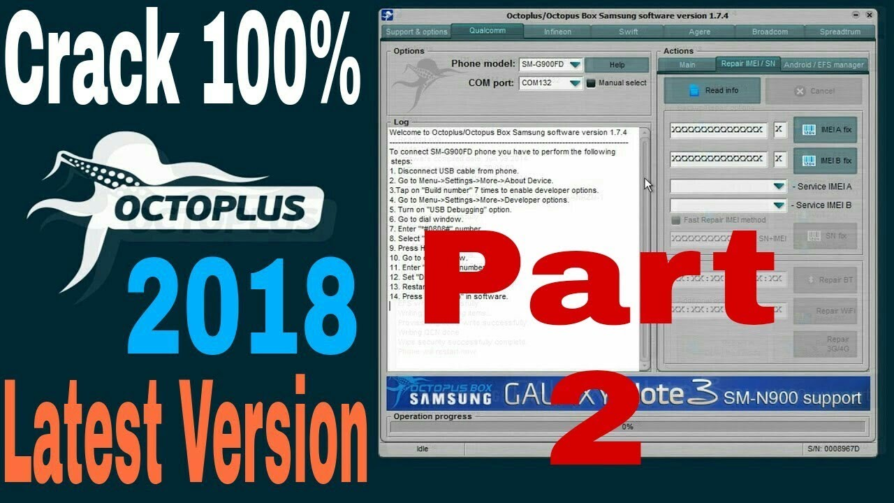 how to fix octoplus card not found problem | latest version 2018 part -2