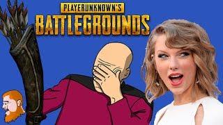 We meet Taylor Swift | PlayerUnknown
