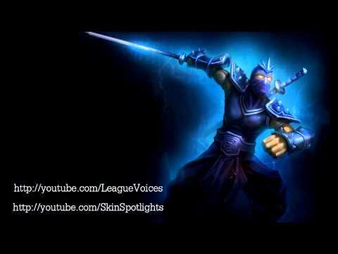 Vidéo Shen Voice - Français (French) - League of Legends