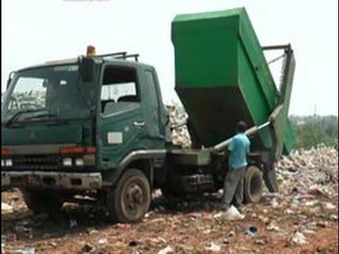 Garbage disposal in Karadiyana temporarily halted