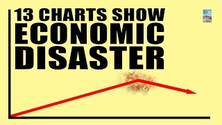 13 Charts Show Global Economy Has Begun to MELTDOWN!
