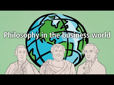 Philosophy in the business world