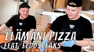 MrTuomon pizzasunnuntai: Elämäni paras pizza Feat. Eeddspeaks