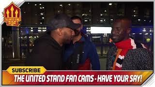 Give SANCHEZ a chance! Barcelona 3-0 Manchester United FanCam
