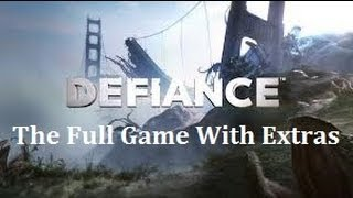 Defiance - The Full Game With Extras