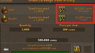 The OSRS Grand Exchange Penny Stocks - Flipping Guide (Ep 4)