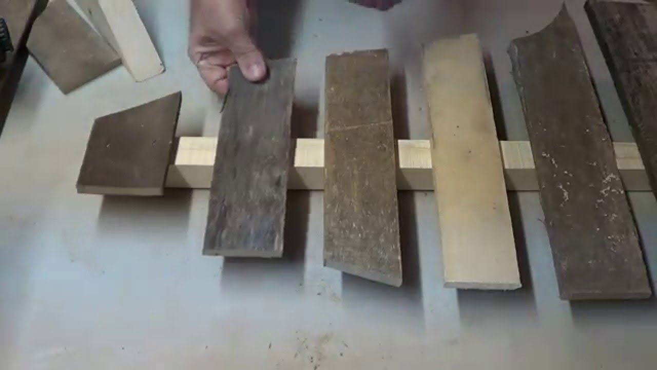 how to make a pallet christmas tree out of scraps - How To Make A Pallet Christmas Tree