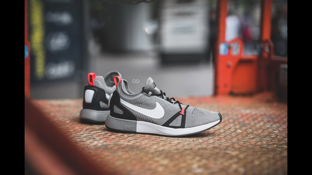 promo code 141b1 27656 Review  On-Feet Nike Duel Racer