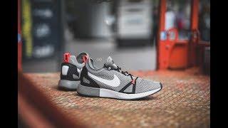 cc91327d9286 ดาวน์โหลดเพลง Review   On-feet  Nike Flyknit Racer