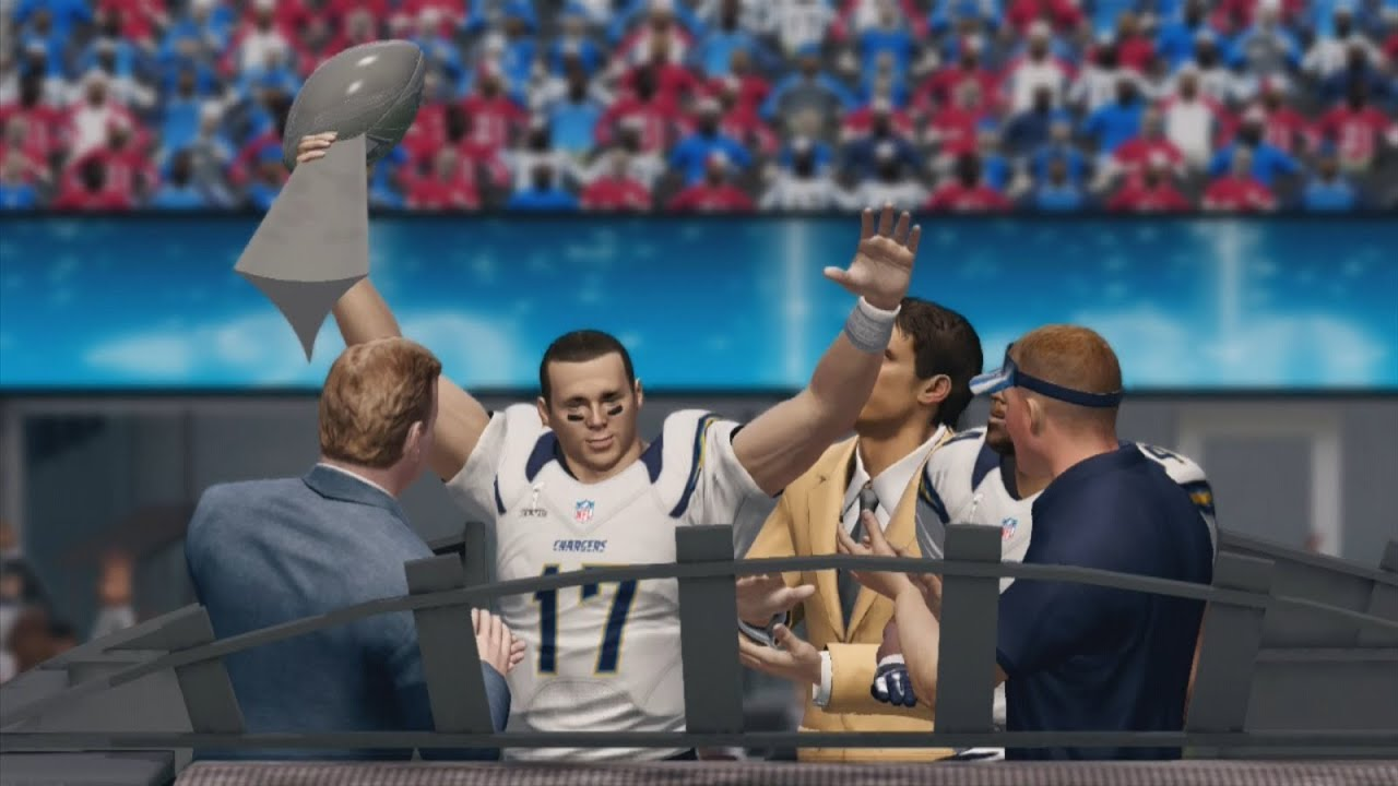 Madden Nfl 25 San Diego Chargers Super Bowl Video Intro