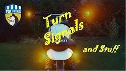 Ducati Scrambler Customizing Part 7 LED Turn Signals