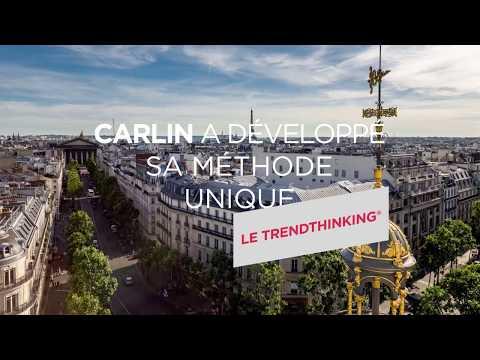 CARLIN - L'agence de la tendance - Trendthinking ®