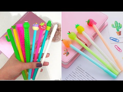 TOP 5 AWSOME PENCIL TOPPERS I Weird Back To School Crafts I  DIY School Accessories