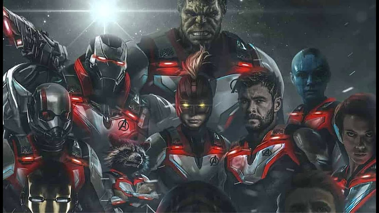 Avengers Endgame Release Date Photo: AVENGERS: ENDGAME TICKET SALES RELEASE DATE & TRAILER #3