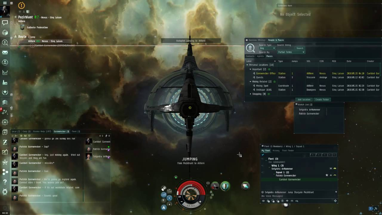 EVE Online - Combat Sites!