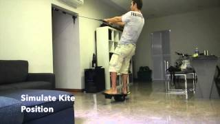 Foiling 101: Home based exercise with Pivot Board