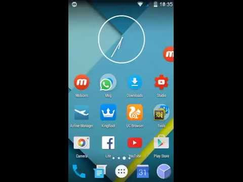 Hack Apex launcher pro using lucky patcher