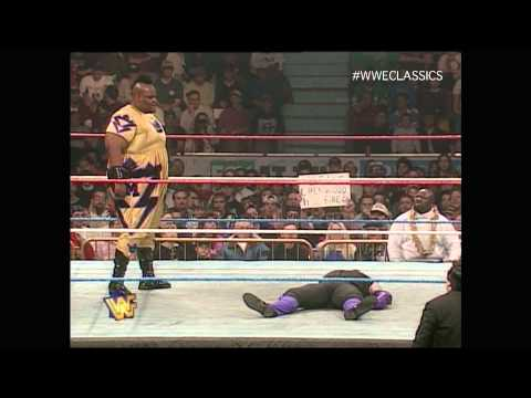 WWE Winter Combat - Part 3 - In Your House 12/17/95
