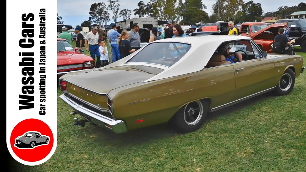 Aussie Mopar: 1971 VG Valiant 770 Regal Mexicana Hardtop - http ...