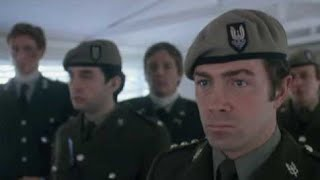 """Ex SAS Soldier Rusty Firmin reviews / talks about the 1982 movie """"Who Dares Wins"""" - Lewis Collins"""