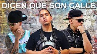 DICEN QUE SON CALLE - Apóstoles del Rap  - Música Cristiana
