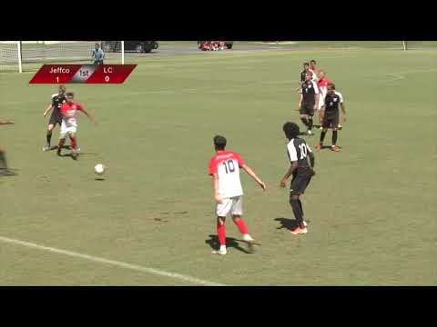 Jefferson College Men's Soccer vs. Lewis and Clark Community College – August 28, 2019