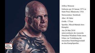 Джефф Монсон/Jeff Monson - Kampf im Ring und auf politischer Bühne