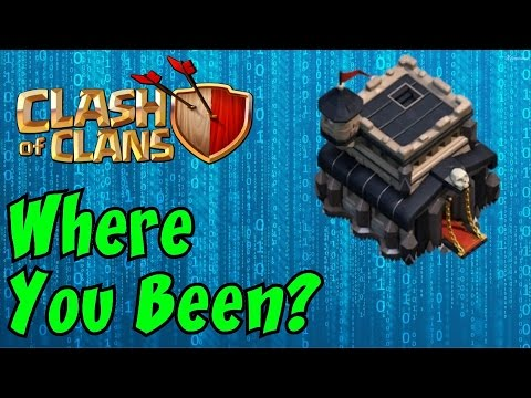 ★ CLASH OF CLANS ★ Where You Been Spider? Clash Has Missed You!