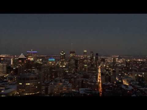 Montreal Night