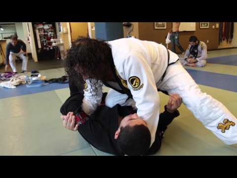 Kurt Osiander's Move of the Week - Knee On Belly to Arm Lock