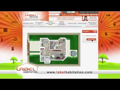 Label Habitation - Publicité TV LCI groupe TF1 - Vu à la TV - Labelhabitation.com