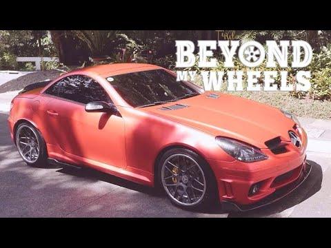 Beyond My Wheels - Mercedes Benz SLK 350