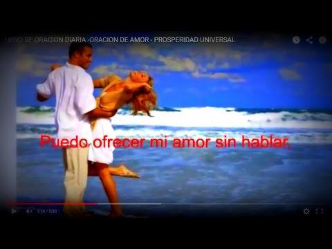 LIBRO DE ORACION DIARIA ORACION DE AMOR  PROSPERIDAD UNIVERSAL