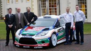 Ford Abu Dhabi launches 2011 WRC bid